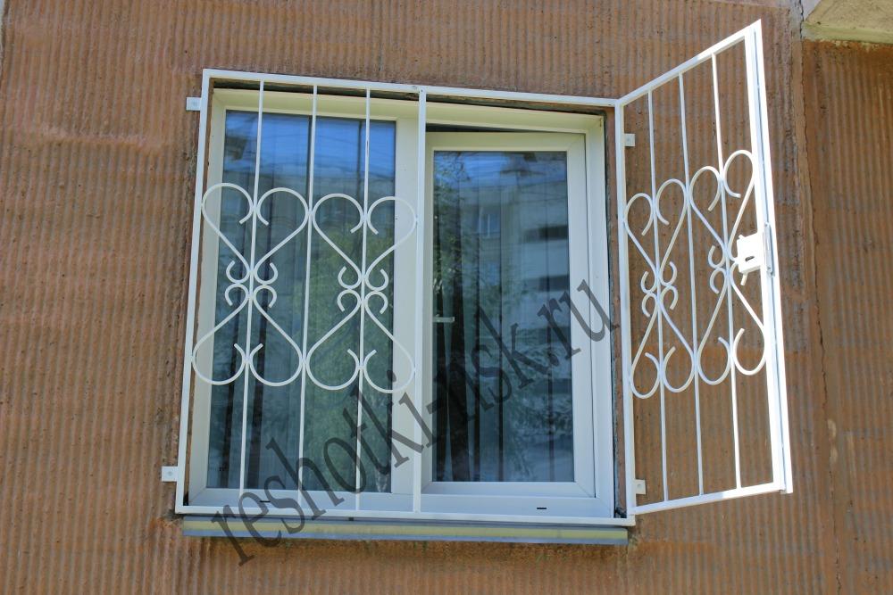 Купить решетки на окна в новосибирске